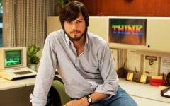 Ashton Kutcher plays Steve Jobs in the upcoming biopic Jobs