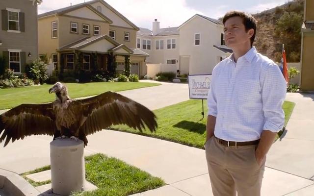 Michael Bluth (Jason Bateman) in the new Arrested Development trailer (Photo credit: Netflix)