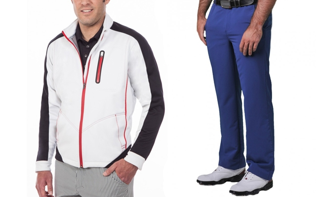 We Tried It: Chase54's fabric forward golf fashions