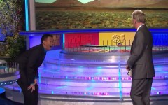 Above: 'Wheel of Fortune' contestant makes 'luckiest guess of a lifetime'