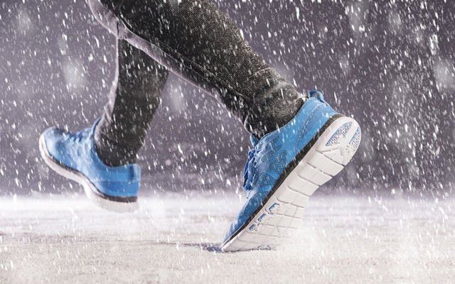 Above: Tips for how to stay motivated through the winter months