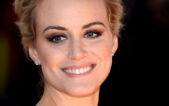 Above: Orange Is The New Black star, Taylor Schilling