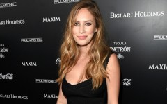Above: Dylan Penn on the red carpet