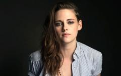 Above: Kristen Stewart