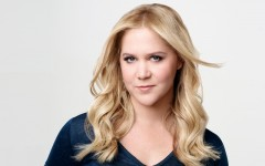 Above: Funny woman Amy Schumer