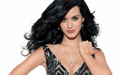 Above: Katy Perry
