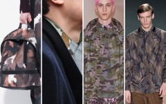 You can (and will) wear camo this season