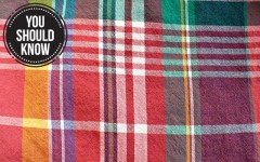Above: Learn the different types of checks and plaids