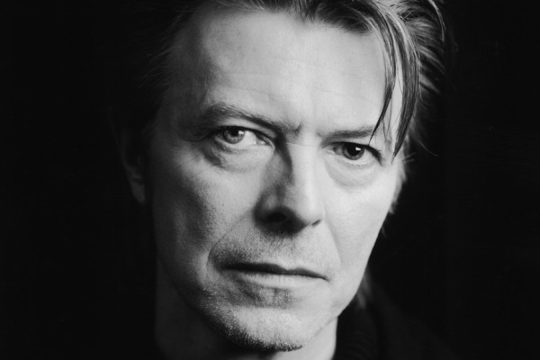 Above: AmongMen's E. Spencer Kyte remembers David Bowie
