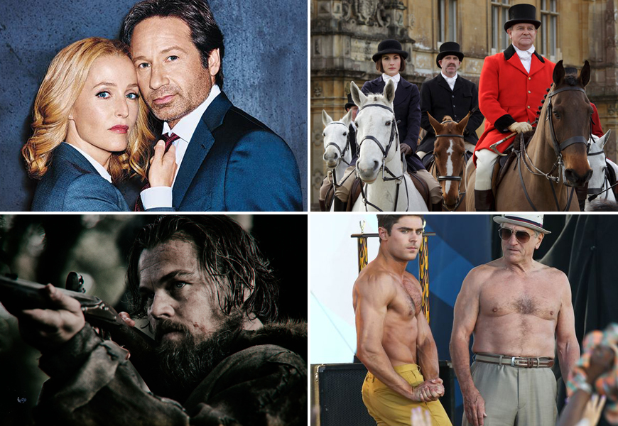 Above: There are plenty of entertainment options available to you throughout January