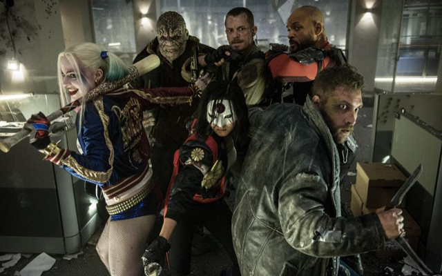 A new Suicide Squad photo gives fans another sneak peek (Photo courtesy of: Warner Bros.)