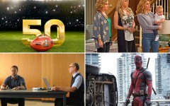 Above: There are plenty of entertainment options available to you throughout February