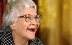 Above: Harper Lee dead at age of 89: 'To Kill a Mockingbird' author passes away