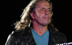 Above: WWE Legend Bret Hart Reveals He Is Battling Prostate Cancer