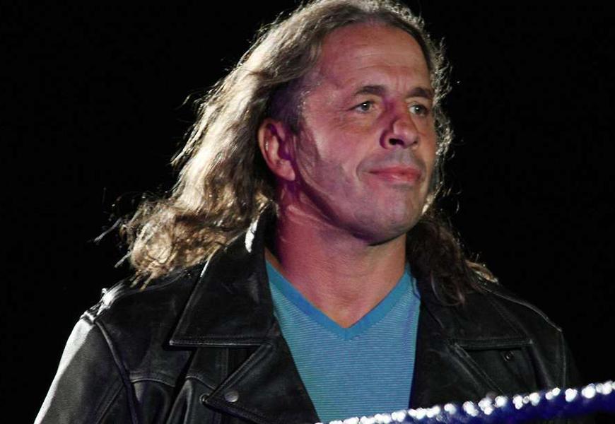 Above: WWE Legend Bret Hart Reveals He Is Battling Prostate Cancer