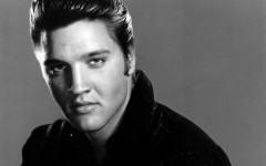Above: American Crew declares Elvis Presley the King of Men's grooming