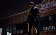 Above: Daredevil season 2 has hit Netflix