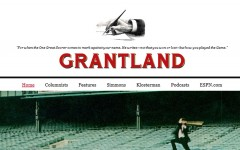 Above: ESPN shut down Grantland, its acclaimed sports-and-pop-culture site founded in 2011, in October 2015
