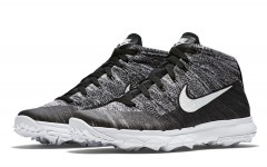 Above: Nike Flyknit Chukka Golf Shoes