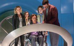Above: Director Bryan Singer returns with 'X-Men: Apocalypse'