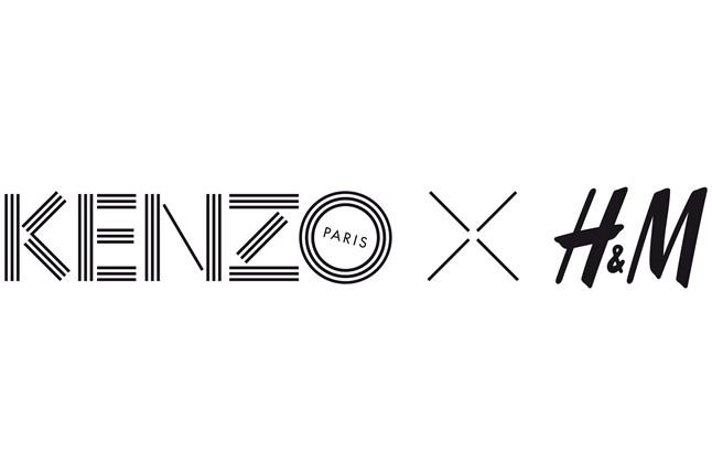 H&M Confirms Kenzo Collaboration