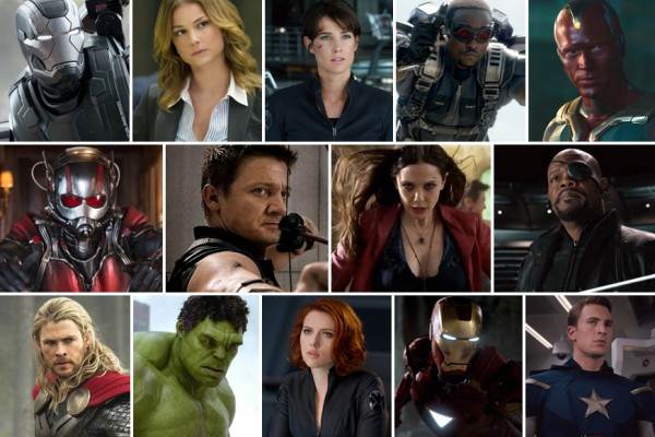 Above: It's time to rank The Avengers.