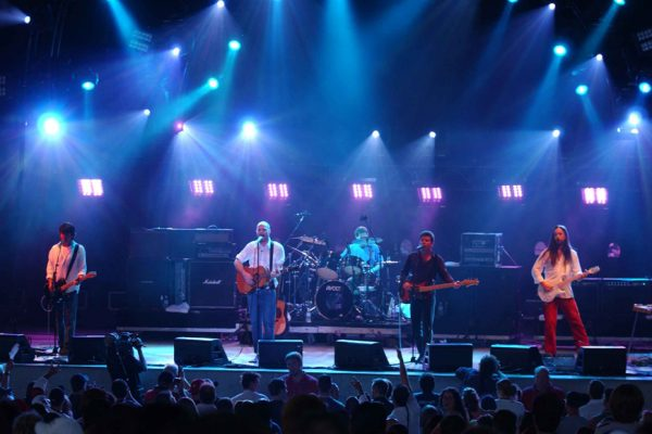 Above: Read on as we take a moment to reflect on our favourite Tragically Hip songs