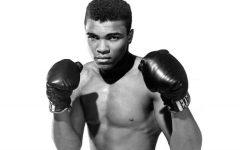 Above: Boxing legend Muhammad Ali dies at 74