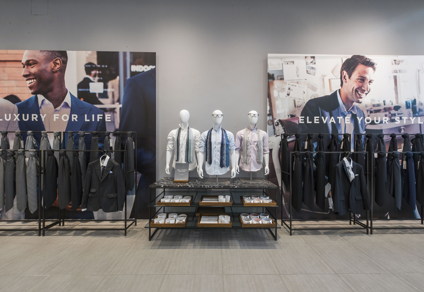 Affordable Made-To-Measure Menswear Store Indochino Opens At Yorkdale - 2