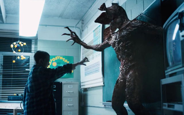 20 Facts You Probably Didnt Know About Netflix Stranger Things - The Monster