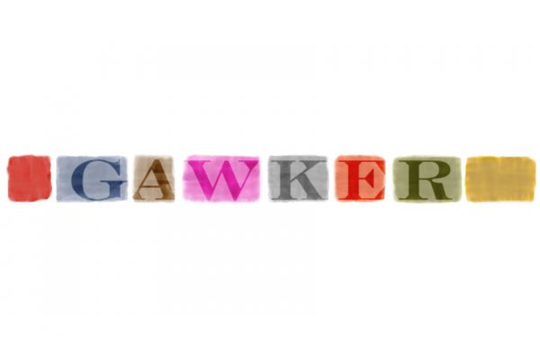 Above: Popular website, Gawker, will cease operations next week