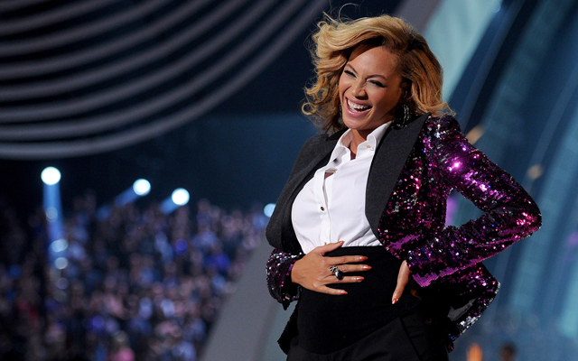 The 10 Most Memorable MTV VMA Moments In History - Beyonce announces pregnancy
