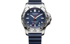 Above: Victorinox'' I.N.O.X pro diver watch