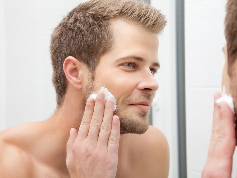 Above: Moody groomer: What your daily grooming routine says about the way you feel
