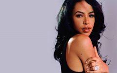 Above: Aaliyah (1979-2001)