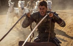 Above: 'Ben-Hur' will become one of the year's biggest flops