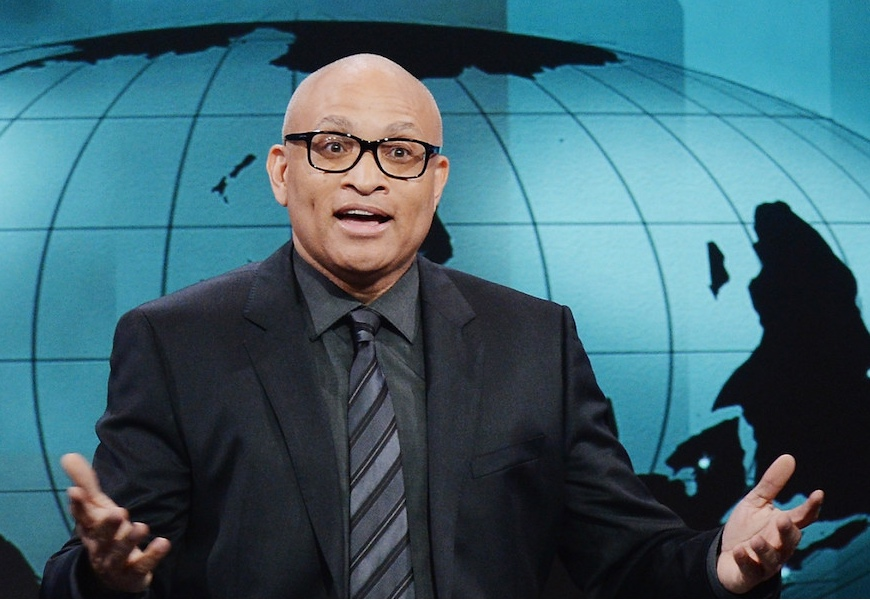 Above: 'The Nightly Show' will end its run this week