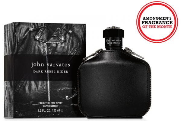 Above: John Varvatos Dark Rebel Rider EDT