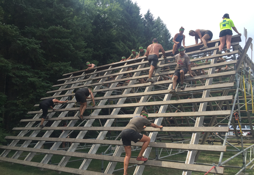 Mud Hero With Mitchum: Conquering Canada's Largest Obstacle Course Race