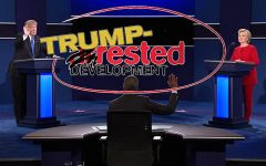 Above: Watch Ron Howard fact-check Donald Trump in true 'Arrested Development' style
