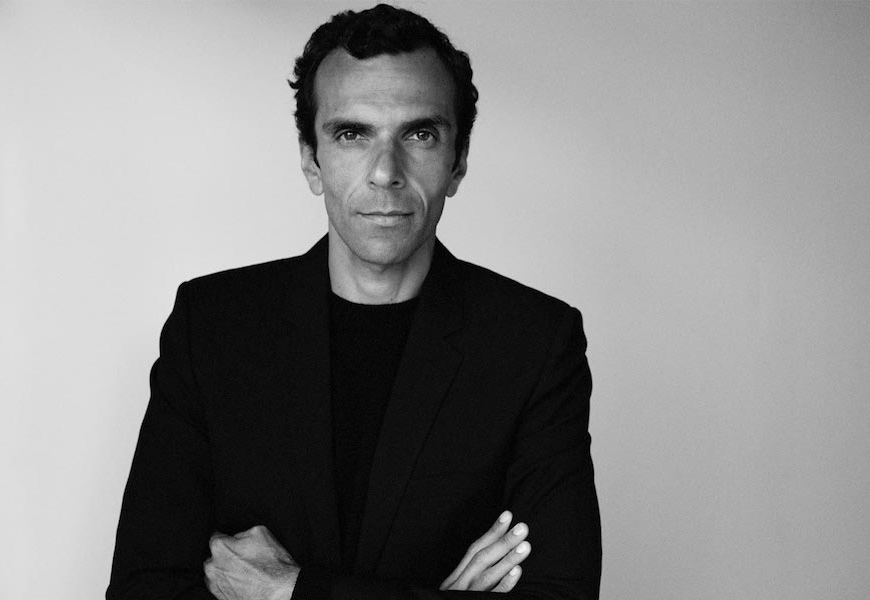 Above: Cédric Charbit will assume duties at the end of November