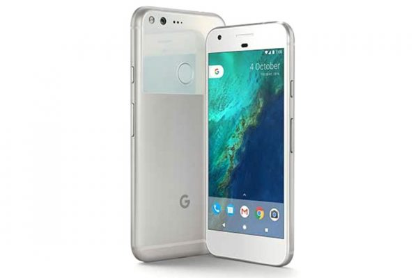 Above: Google's latest smartphone is set to release tomorrow