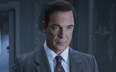 Above: Patrick Warburton stars in the Netflix original