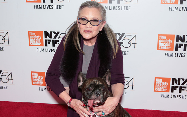 10-things-you-didnt-know-about-carrie-fisher-gary