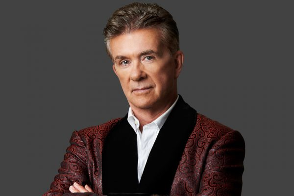 Above: Alan Thicke: 1947 - 2016