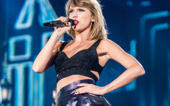 Above: Taylor Swift tops Forbes' annual list of richest artists