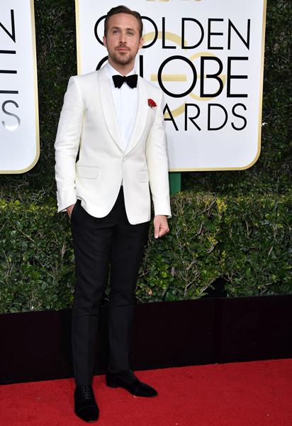 2017 Golden Globes - Ryan Gosling