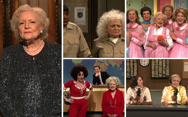 Things You Probably Didnt Know About Betty White - Saturday Night Live