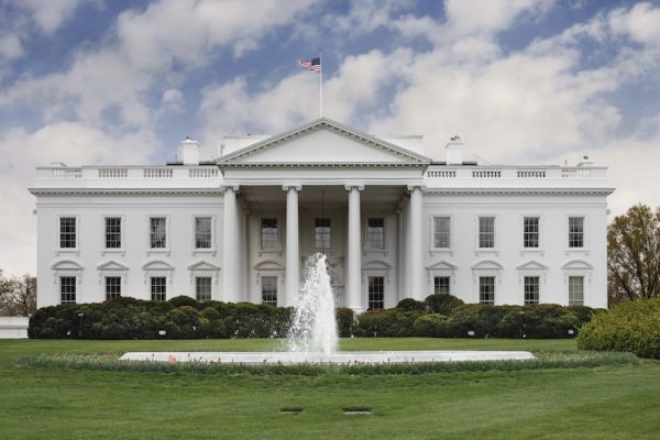 Above: Step inside the White House with this virtual tour
