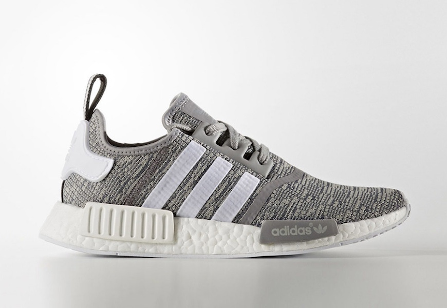 Above: The new NMDs drop next month